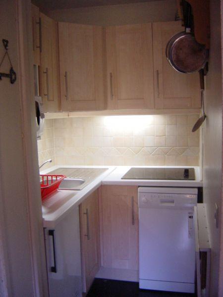Kitchenette Location Apartment 112433 Vars