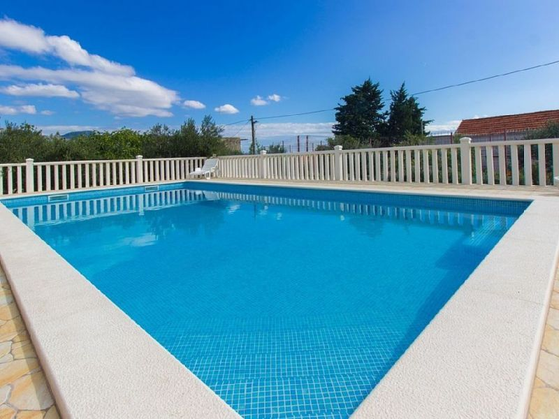 Swimming pool Location House 114407 Kastel Novi
