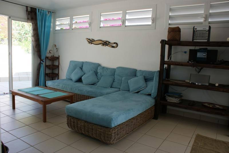 View from terrace Location Villa 65357 Saint Francois
