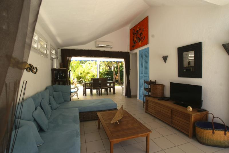 View from the property Location Villa 65357 Saint Francois
