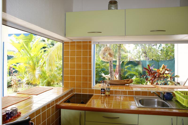Summer kitchen Location Villa 65357 Saint Francois