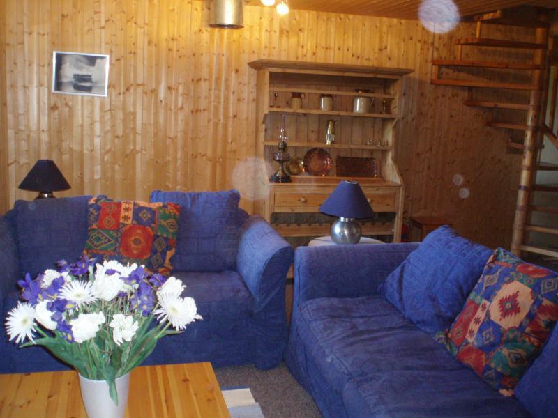 Sitting room Location Chalet 66858 Praz de Lys Sommand