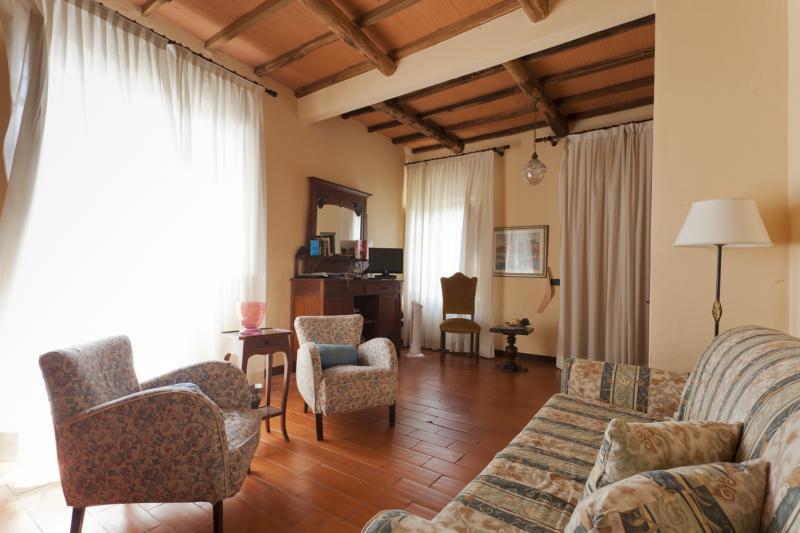Living room Location Apartment 70889 Viareggio