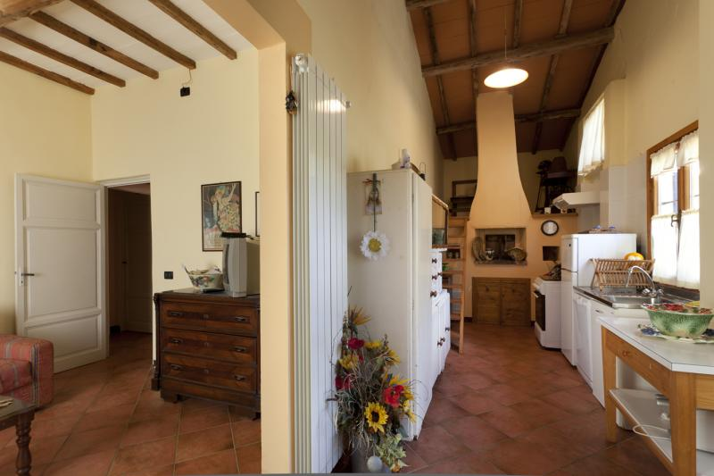 Sep. kitchen Location Apartment 70889 Viareggio