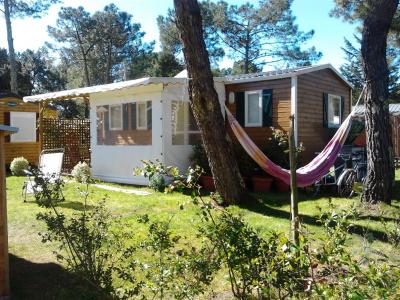 Outside view Location Mobile home 72176 Labenne Oc�an
