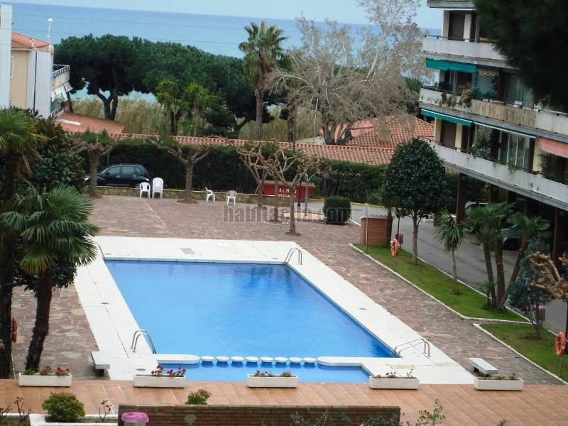 Swimming pool Location Apartment 76574 Barcelona