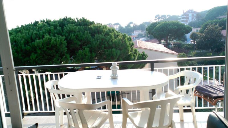 View from terrace Location Apartment 76574 Barcelona