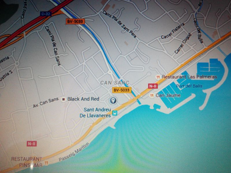 Surroundings Location Apartment 76574 Barcelona