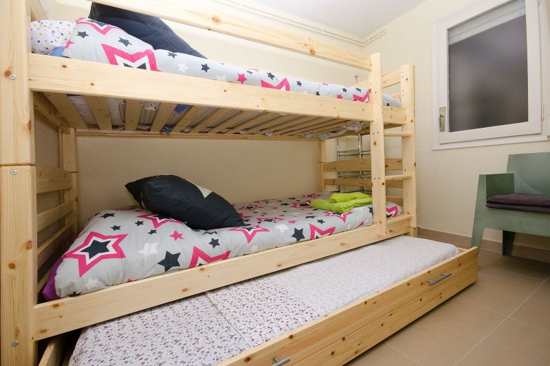 bedroom 3 Location Apartment 76574 Barcelona
