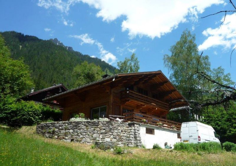 Outside view Location Chalet 88059 Chamonix Mont-Blanc
