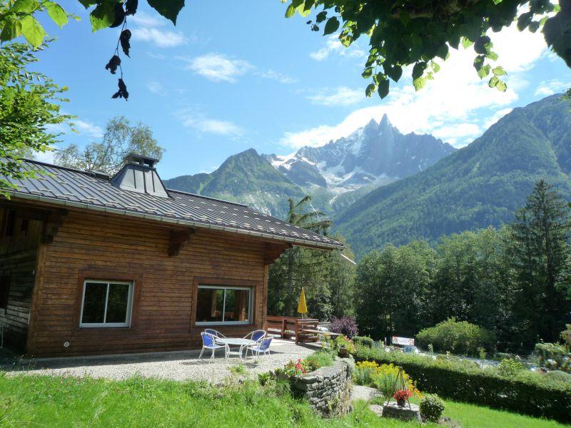 Terrace Location Chalet 88059 Chamonix Mont-Blanc