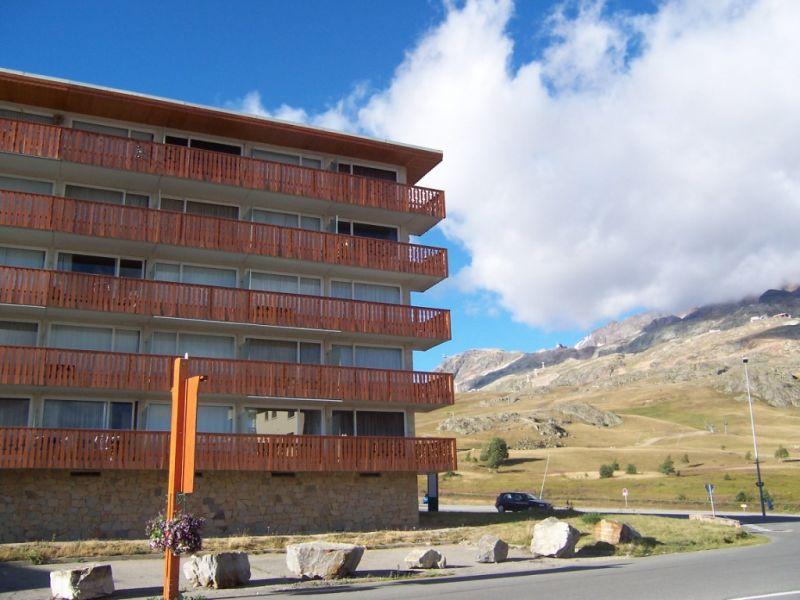 Outside view Location Studio apartment 96346 Alpe d'Huez