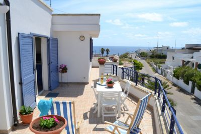 Terrace Location Apartment 104223 Santa Maria di Leuca