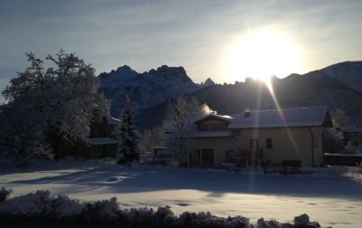 Outside view Location Apartment 105108 Cortina d'Ampezzo