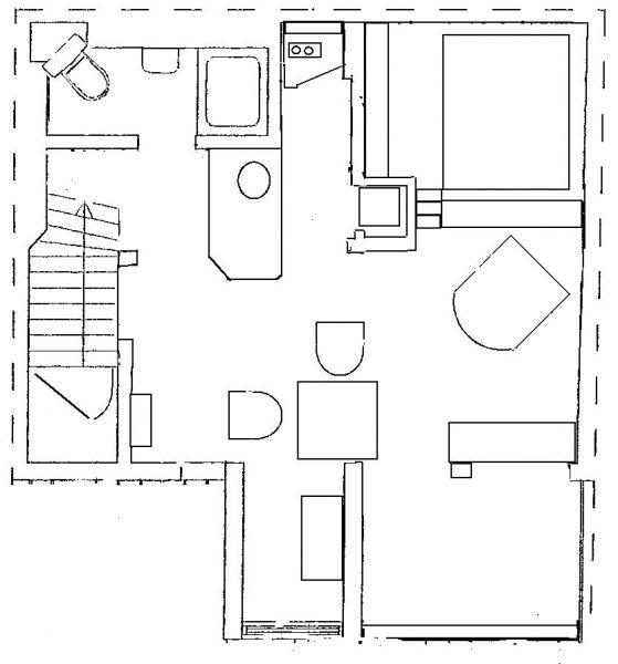 Property map Location Apartment 106237 Lisbon