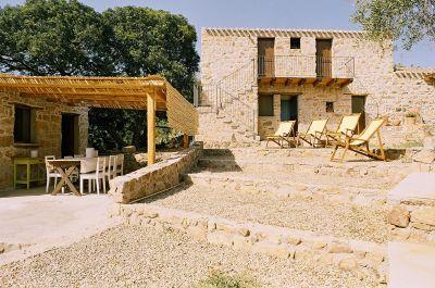View from the property Location Villa 110022 Santa Maria Navarrese