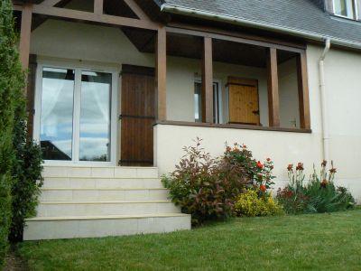 Outside view Location House 110942 Trouville sur Mer