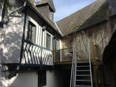 Outside view Location Apartment 113809 Saint Valéry sur Somme