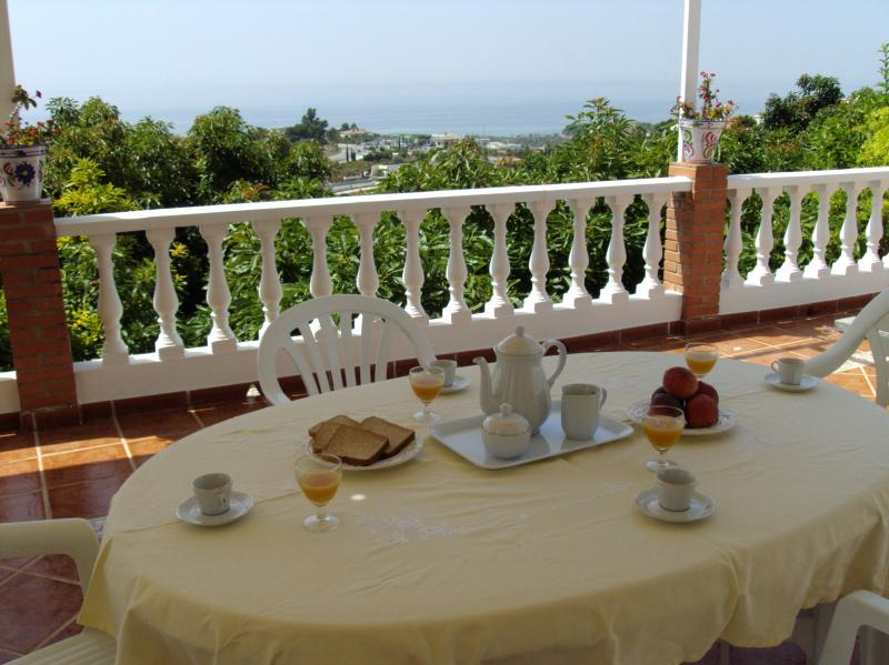 View from the property Location Self-catering property 65400 Nerja