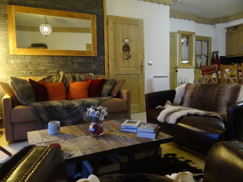 Sitting room Location Apartment 66491 Les Saisies