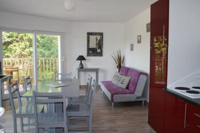 Living room Location Apartment 67946 Ambleteuse