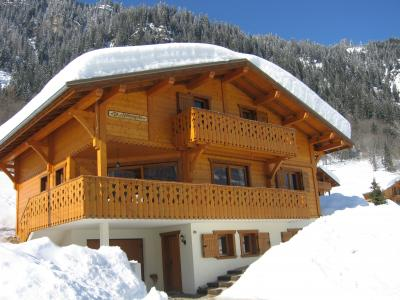 Outside view Location Chalet 74094 Ch�tel