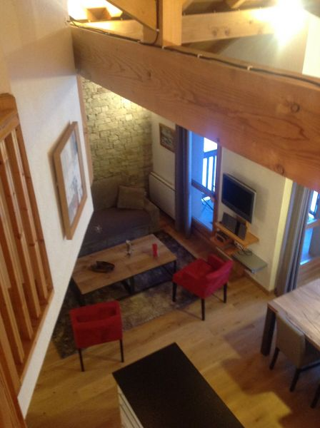 Living room Location Apartment 74411 Valloire