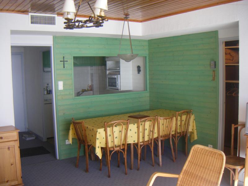 Living room Location Apartment 74701 Saint François Longchamp