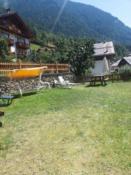 Garden Location Apartment 74837 Peio (Pejo)