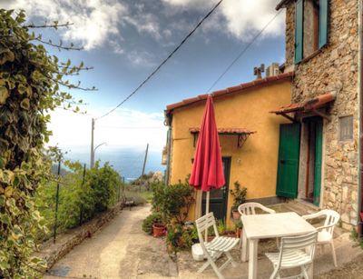 Outside view Location Apartment 78393 Bonassola