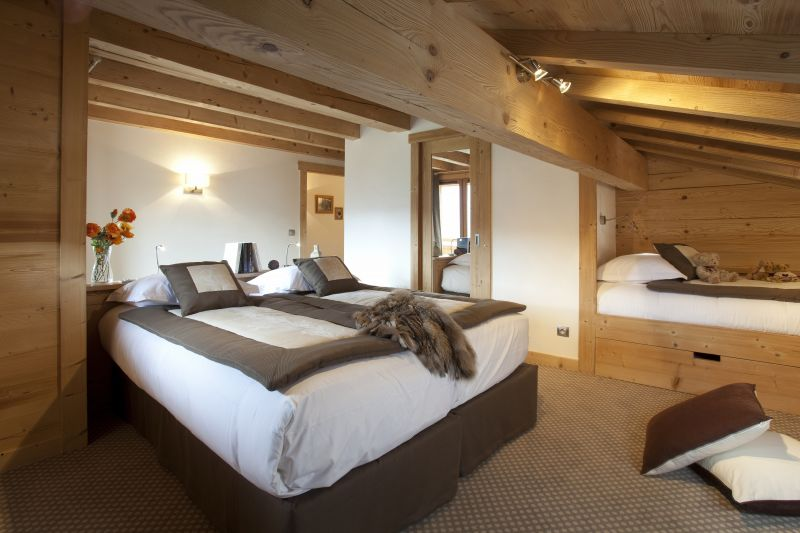 bedroom 5 Location Chalet 86535 Le Grand Bornand