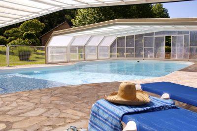 Swimming pool Location Villa 100400 Sarlat