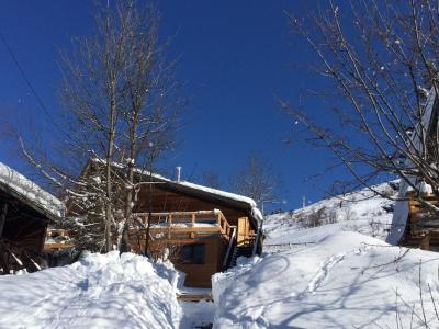 Outside view Location Chalet 100569 Alpe d'Huez