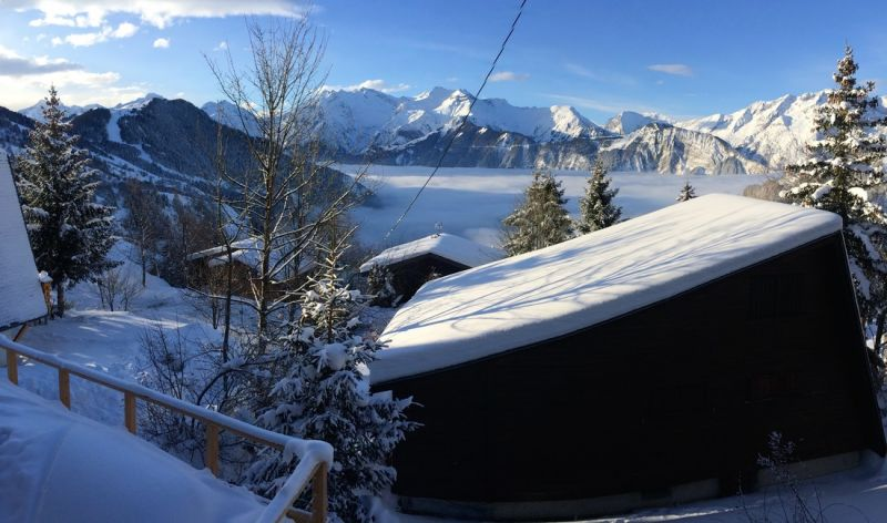 View from the property Location Chalet 100569 Alpe d'Huez