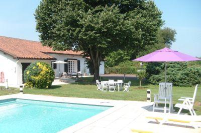 Swimming Pool Location House 102287 Hossegor