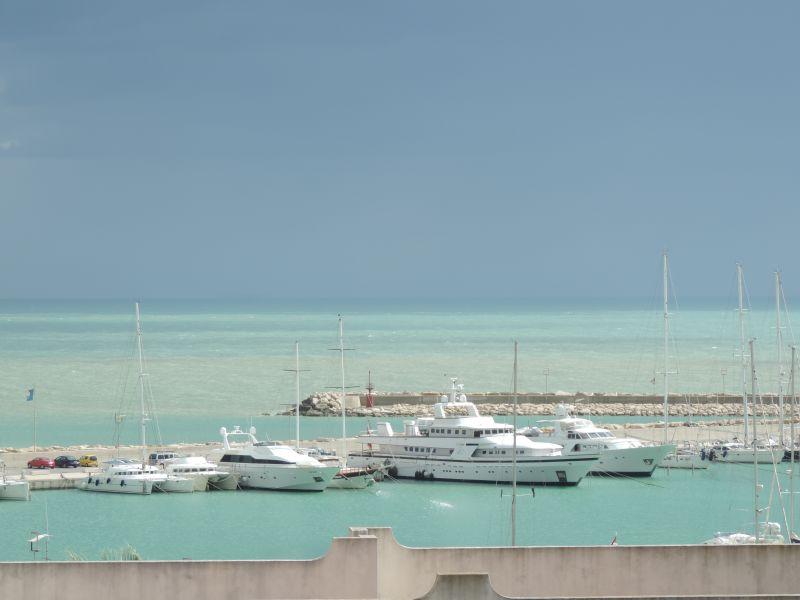 View from terrace Location Apartment 103248 Marina di Ragusa