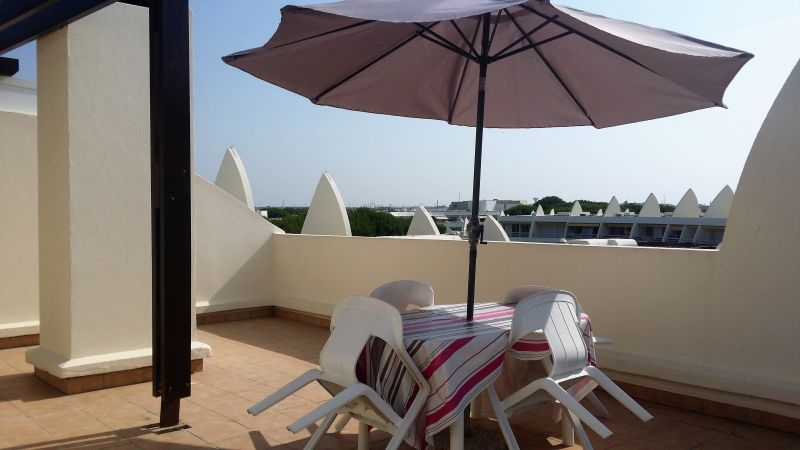 View from terrace Location Apartment 104513 Le Grau du Roi