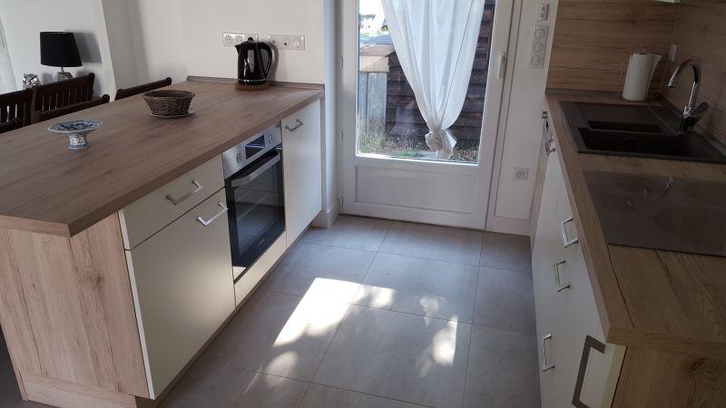 Open-plan kitchen Location House 110612 Arcachon
