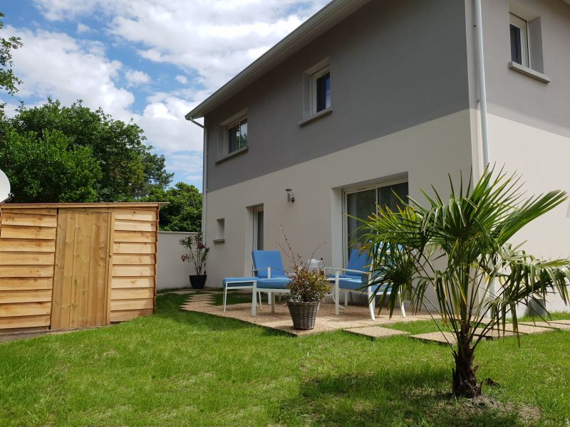 Terrace 3 Location House 110612 Arcachon