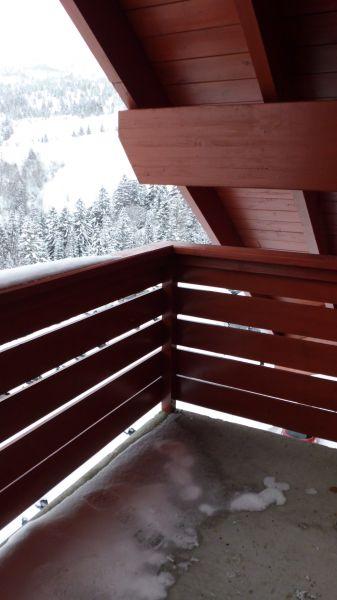 Balcony Location Apartment 112015 Saint François Longchamp
