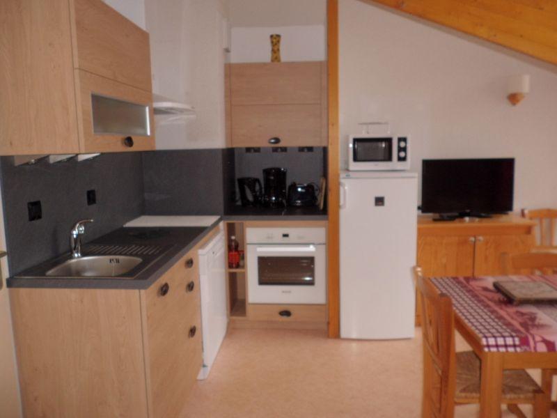 Kitchenette Location Apartment 112015 Saint François Longchamp