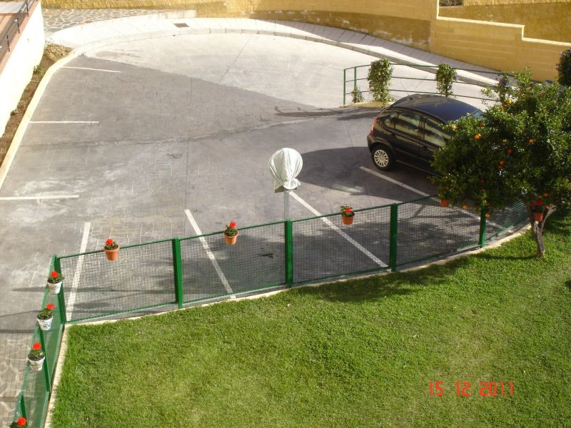 Parking Location Apartment 114121 Nerja