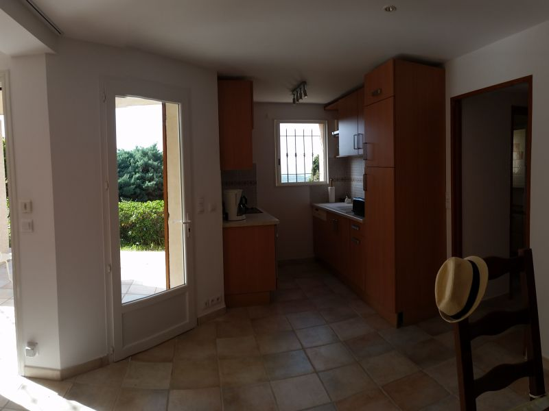 Kitchenette Location Villa 114573 Porticcio