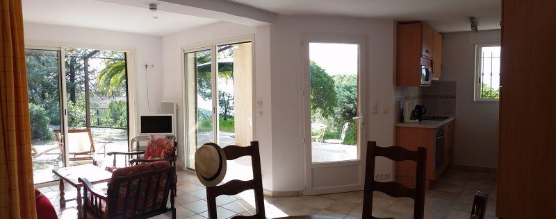 Living room 2 Location Villa 114573 Porticcio