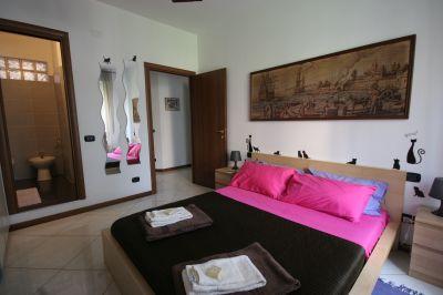bedroom 1 Location Apartment 115963 Milan