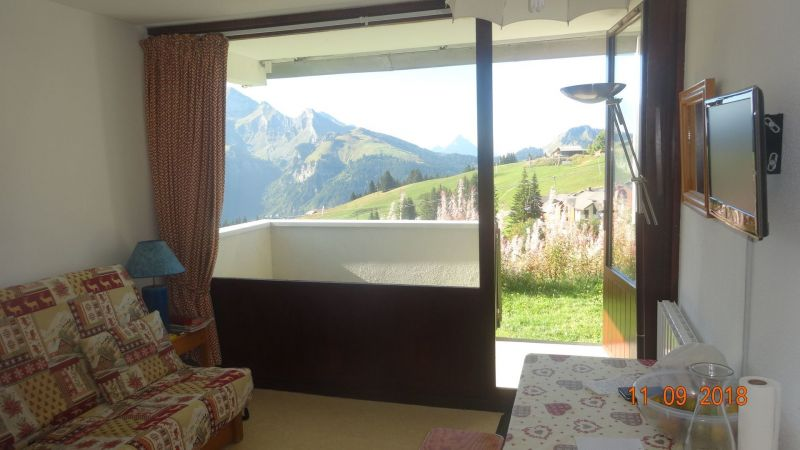 View from the property Location Apartment 116760 Manigod-Croix Fry/L'étale-Merdassier
