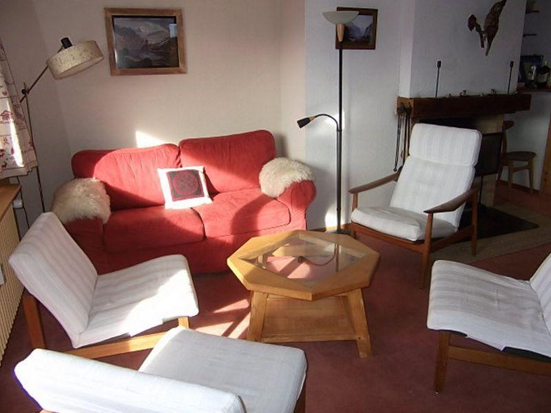 Sitting room Location Apartment 117455 Verbier