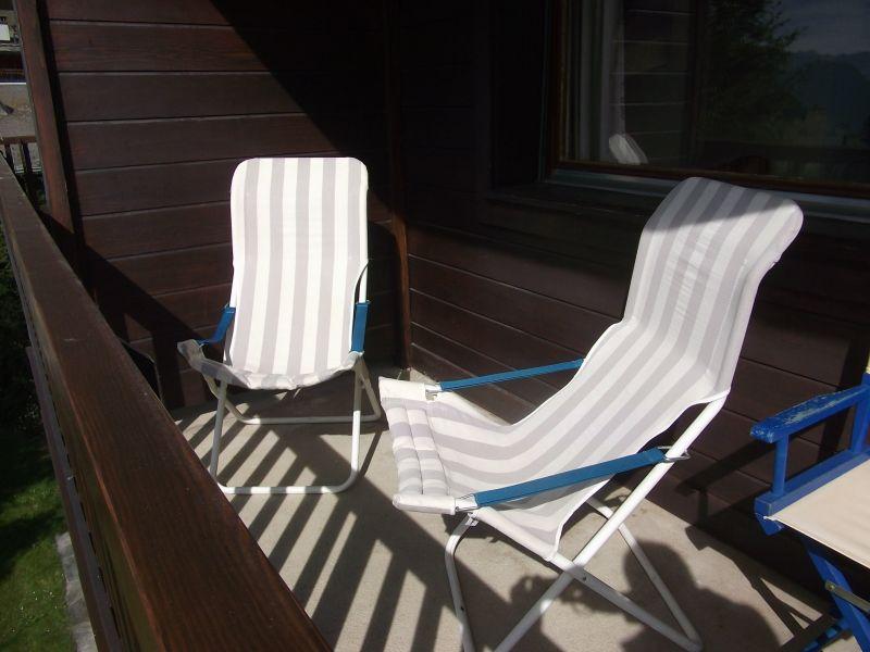 Balcony Location Apartment 117455 Verbier