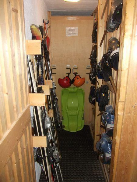 Basement storage Location Apartment 117455 Verbier