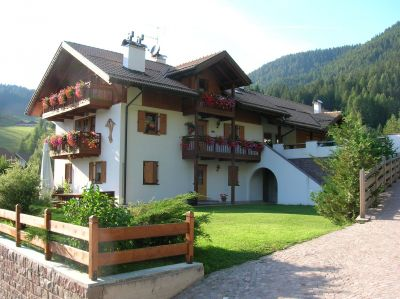 Garden Location Apartment 70941 Val di Fiemme